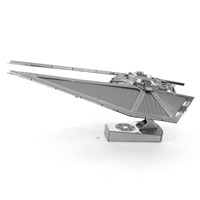 metal earth star wars - imperial tie striker  1