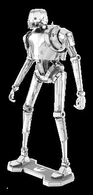 metal earth star wars - k-2SO