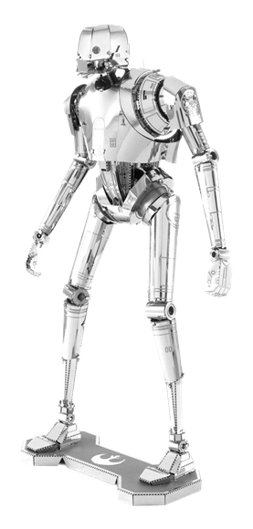 metal earth star wars - k-2SO