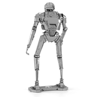metal earth star wars - k-2SO -3