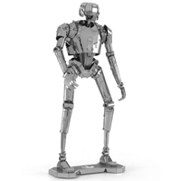 metal earth star wars - k-2SO - 5