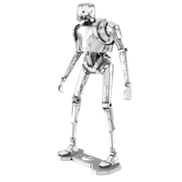 metal earth star wars - k-2SO - 6