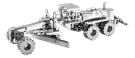 metal earth CAT  motor grader