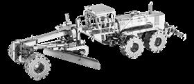 metal earth CAT  motor grader