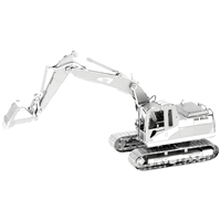 metal earth CAT excavator 1