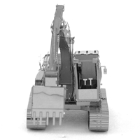 metal earth CAT excavator 5