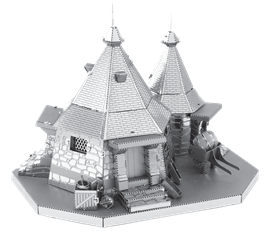 Metal Earth Harry Potter - Rubeus Hagrid Hut