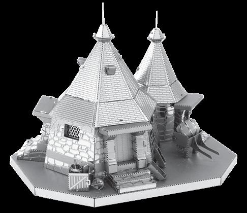 Metal Earth Harry Potter - Rubeus Hagrid Hut