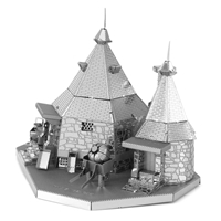 Metal Earth Harry Potter - Rubeus Hagrid Hut 1