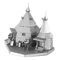 Metal Earth Harry Potter - Rubeus Hagrid Hut 1