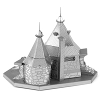 Metal Earth Harry Potter - Rubeus Hagrid Hut 2