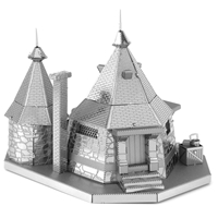 Metal Earth Harry Potter - Rubeus Hagrid Hut 3