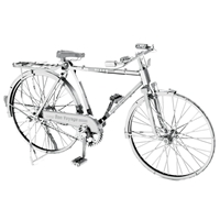 metal earth vehicles - iconx classic bicycle 1