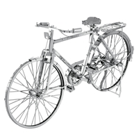 metal earth vehicles - iconx classic bicycle 2