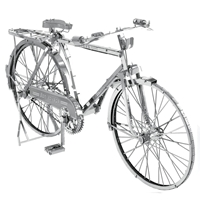 metal earth vehicles - iconx classic bicycle 5