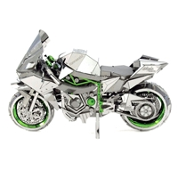 metal earth  Iconx kawasaki nin ja h2r 2
