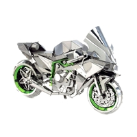 metal earth  Iconx kawasaki nin ja h2r 5