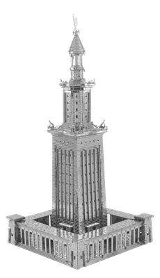 metal earth  Iconx - lighthouse of alexandria