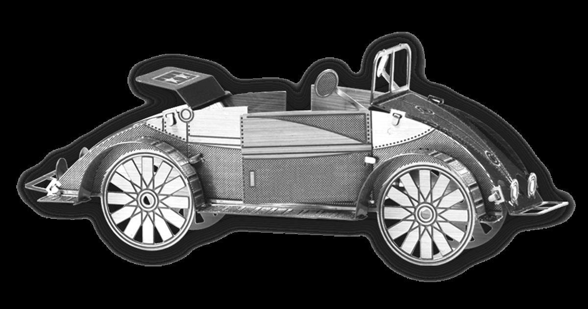 metal earth vehicles beach buggy