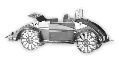 metal earth vehicles beach buggy