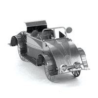 metal earth vehicles beach buggy 1