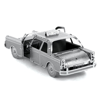 metal earth vehicle checker cab 3