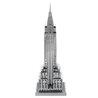 metal earth architecture chrysler building 4