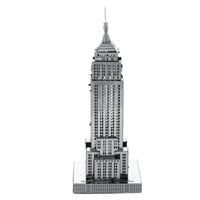 metal earthe  architecture - empire state building 2