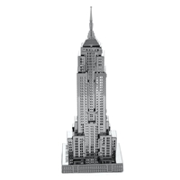 metal earthe  architecture - empire state building 4