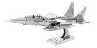 metal earth boeing f- 15 eagle