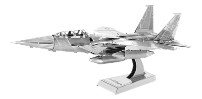 metal earth boeing f- 15 eagle