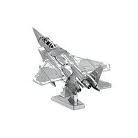 metal earth boeing f- 15 eagle 5