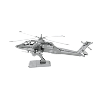 metal earth  boeing - ah - 64 apache 2