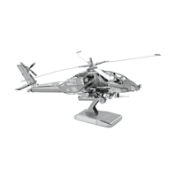 metal earth  boeing - ah - 64 apache 5