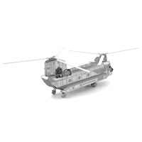 metal earth boeing CH-47 chinook 5