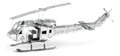 metal earth aviation - huey helicopter