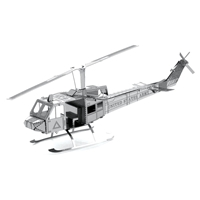 metal earth aviation - huey helicopter 2