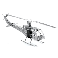 metal earth aviation - huey helicopter 5
