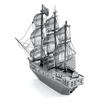 metal earth ships - black pearl