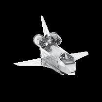 metal earth aviation- space shuttle atlantis