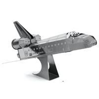 metal earth aviation- space shuttle atlantis 5