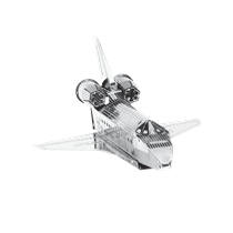metal earth aviation - space shuttle discovery