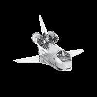 metal earth aviation - nasa shuttle enterprise