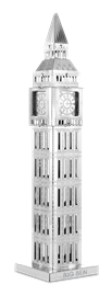 metal earth architecture big ben tower