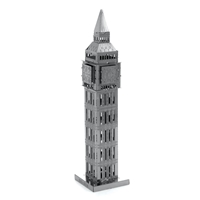 metal earth architecture big ben tower 5