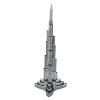 metal earthe  architecture - burj khalifa 2