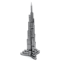 metal earthe  architecture - burj khalifa 4