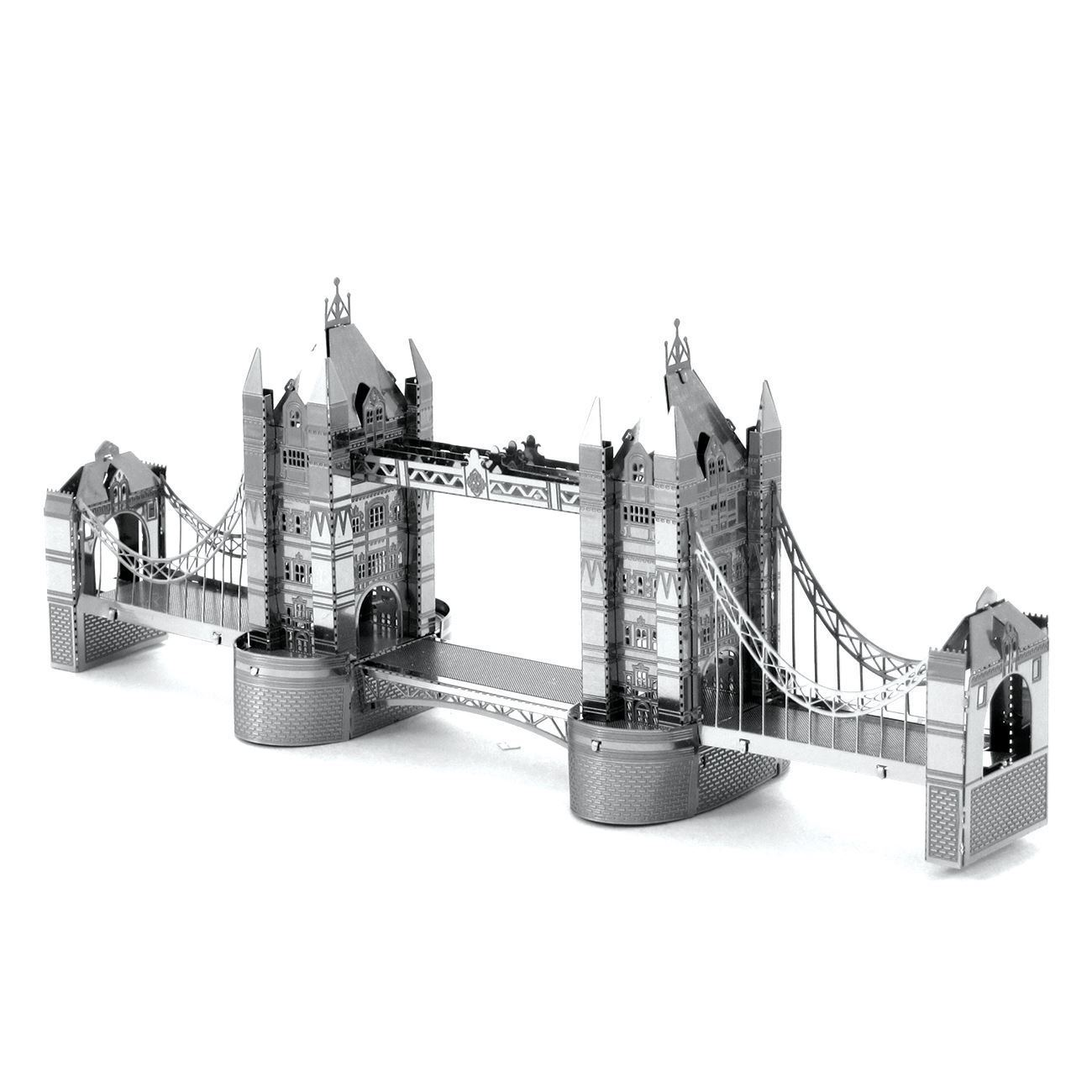 Metal earth diy 3d metal model kits metal earth for Architecte tower bridge