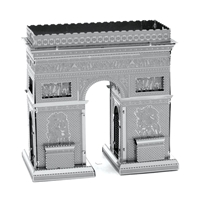 metal earth  architecture - arc de triomphe 1