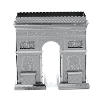 metal earth  architecture - arc de triomphe 2